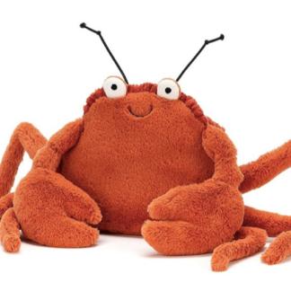 Peluche crabe