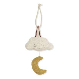 Mobile musical nuage